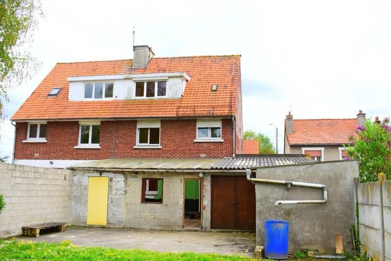 Vente maison / villa Aire sur la lys 136500€ - Photo 2