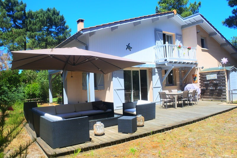 Location vacances maison / villa Lacanau ocean 565€ - Photo 1