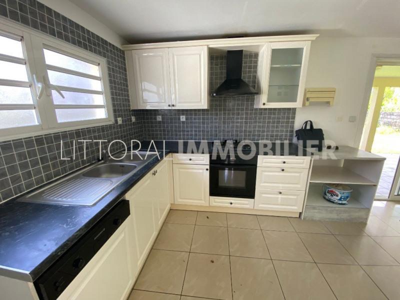 Investment property house / villa Saint benoit 267500€ - Picture 3