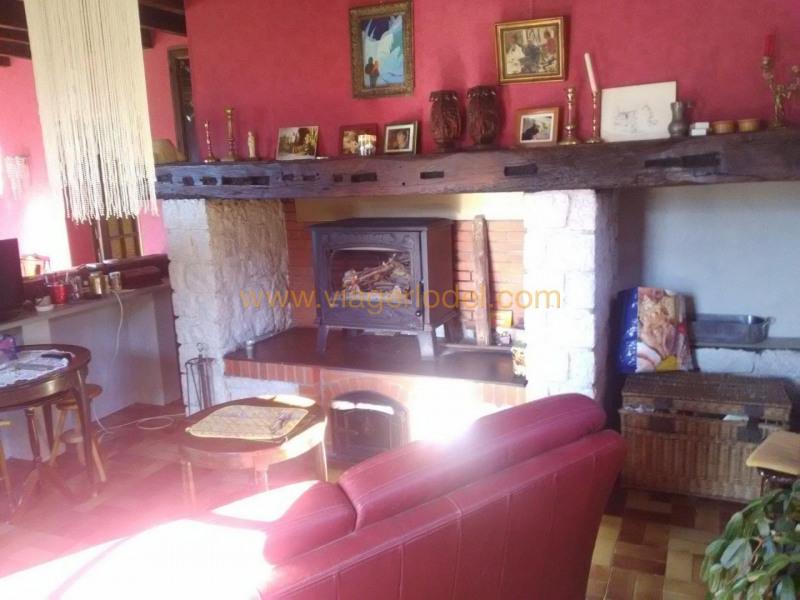 Verkauf auf rentenbasis haus Mont de galie 240000€ - Fotografie 6