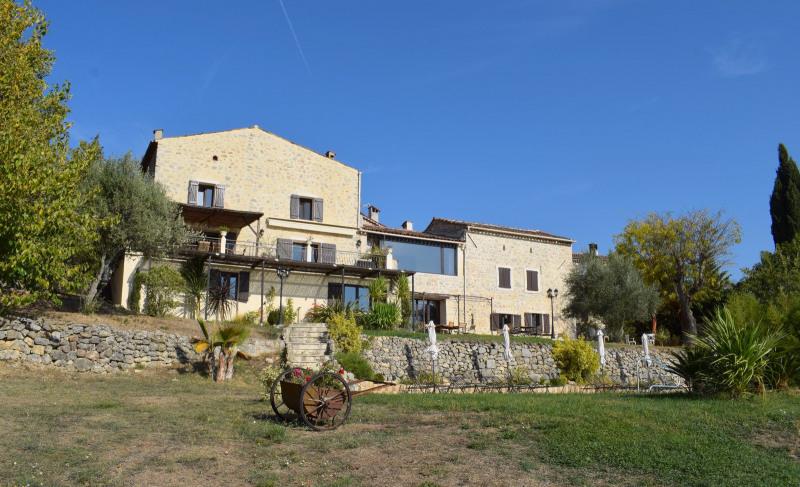 Revenda residencial de prestígio casa Fayence 1590000€ - Fotografia 12
