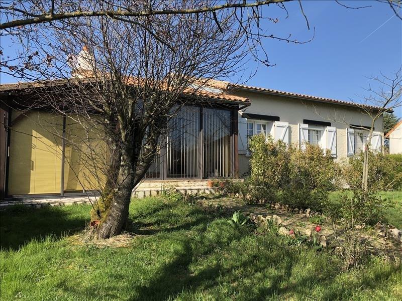 Vente maison / villa Fontaine le comte 165000€ - Photo 1