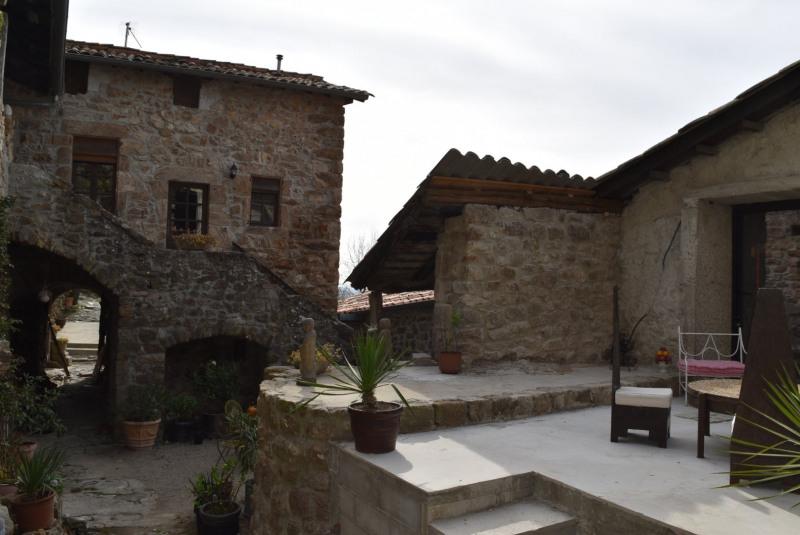 Sale house / villa Vals les bains 490000€ - Picture 3