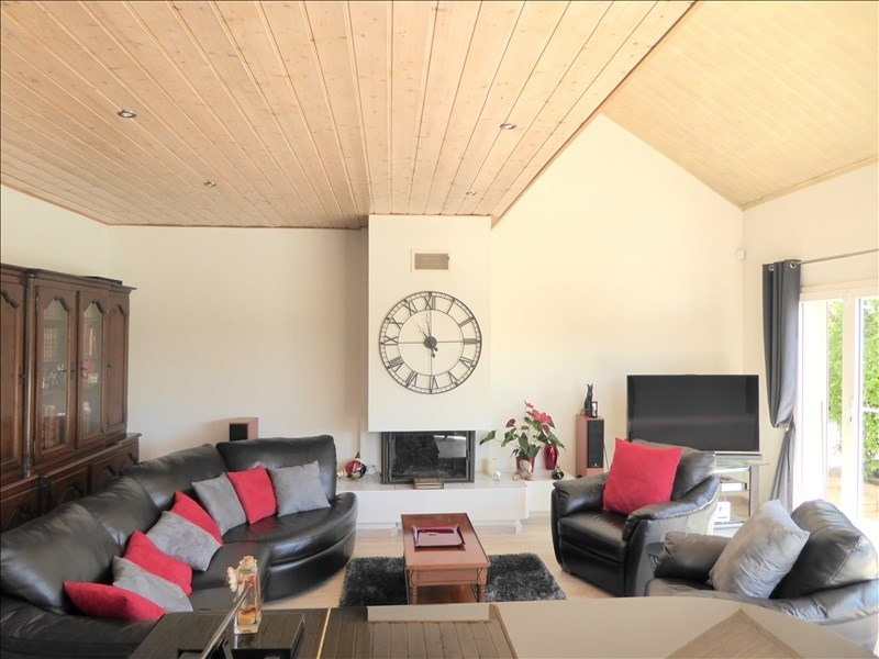 Sale house / villa Sergy 899000€ - Picture 5