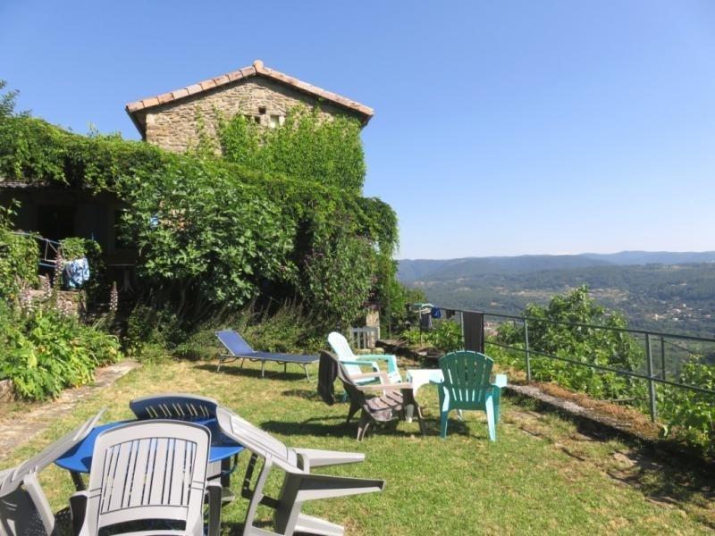 Verkoop van prestige  huis Les vans 552000€ - Foto 7