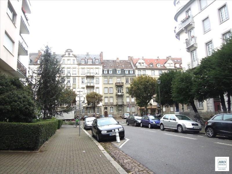 Venta  apartamento Strasbourg 357000€ - Fotografía 1