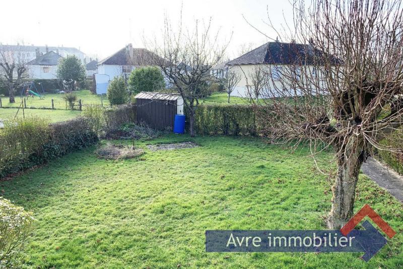 Vente maison / villa Verneuil d'avre et d'iton 128000€ - Photo 8