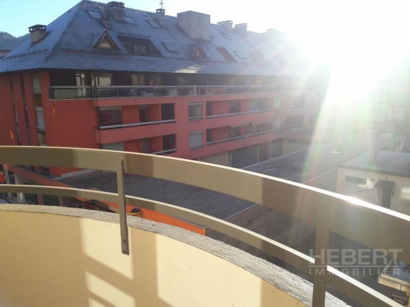 Vente appartement Sallanches 155000€ - Photo 2