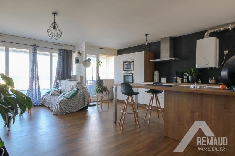 Sale apartment La roche sur yon 127540€ - Picture 1