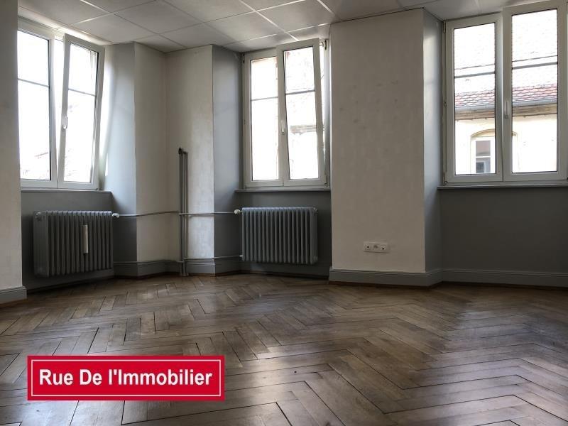 Rental apartment Bitche 500€ CC - Picture 2