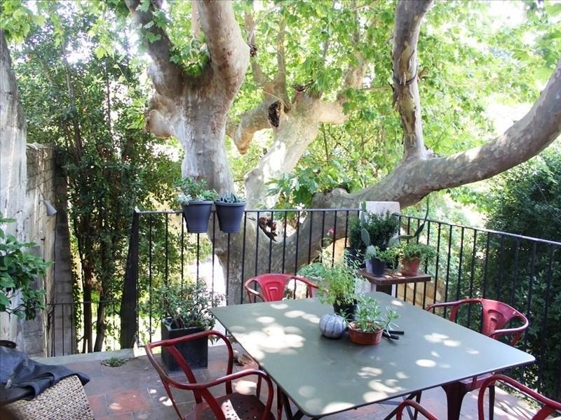 Vente maison / villa Villeneuve les avignon 498000€ - Photo 9