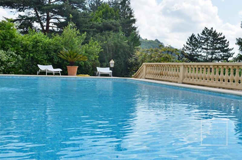 Vente de prestige maison / villa Saint didier au mont d'or 1360000€ - Photo 5