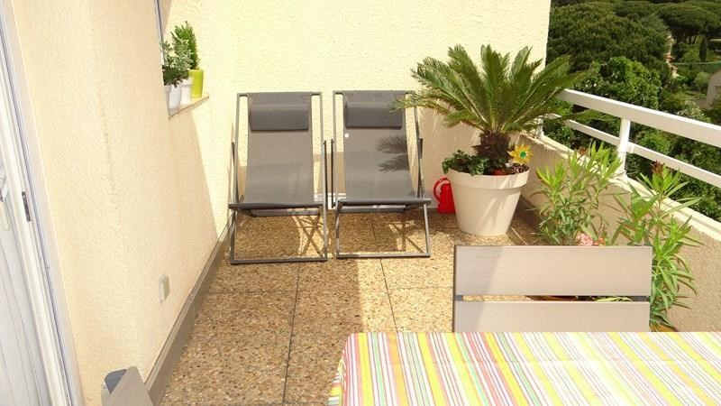 Vacation rental apartment Cavalaire 650€ - Picture 3