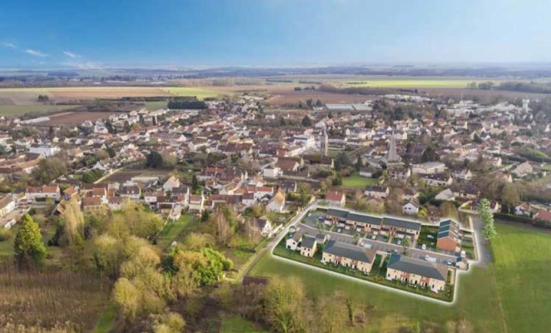 Sale house / villa Brie comte robert 300000€ - Picture 1