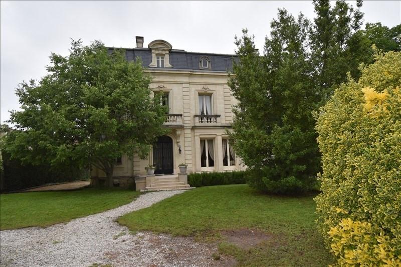 Vente de prestige maison / villa Cauderan 2835000€ - Photo 2