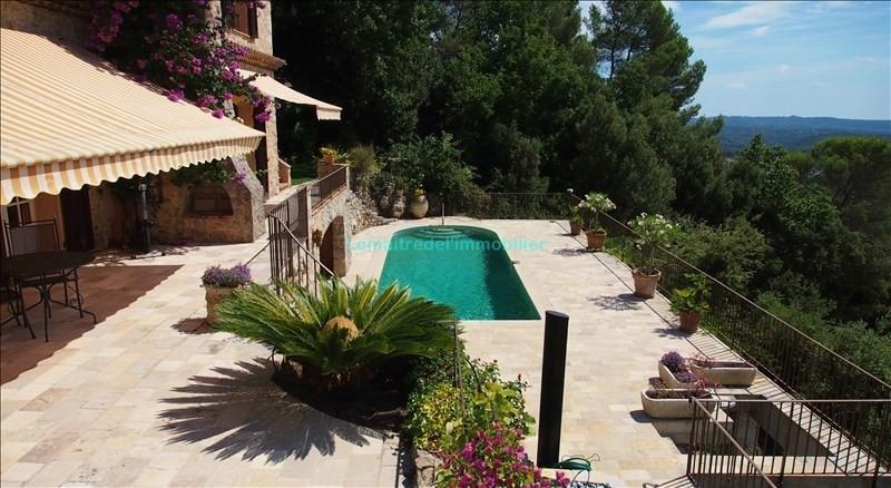 Vente de prestige maison / villa Le tignet 895000€ - Photo 3
