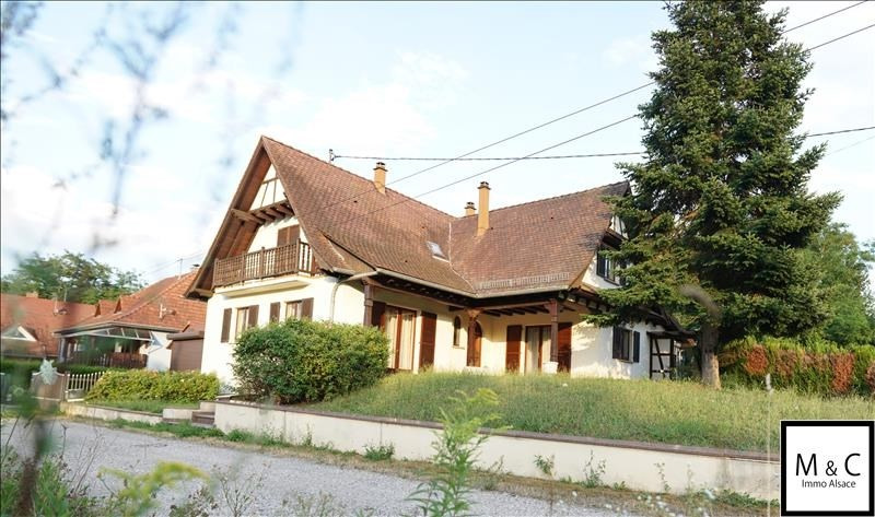 Deluxe sale house / villa Seltz 494 400€ - Picture 1