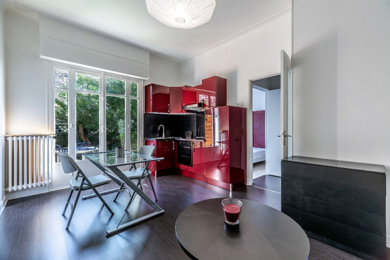 Investment property apartment Nice 150 000€ - Picture 2