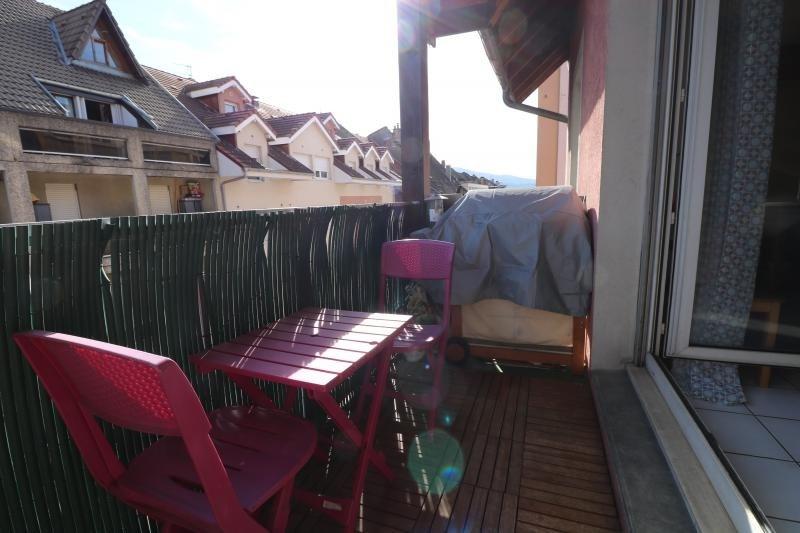 Sale apartment Bonneville 235000€ - Picture 10