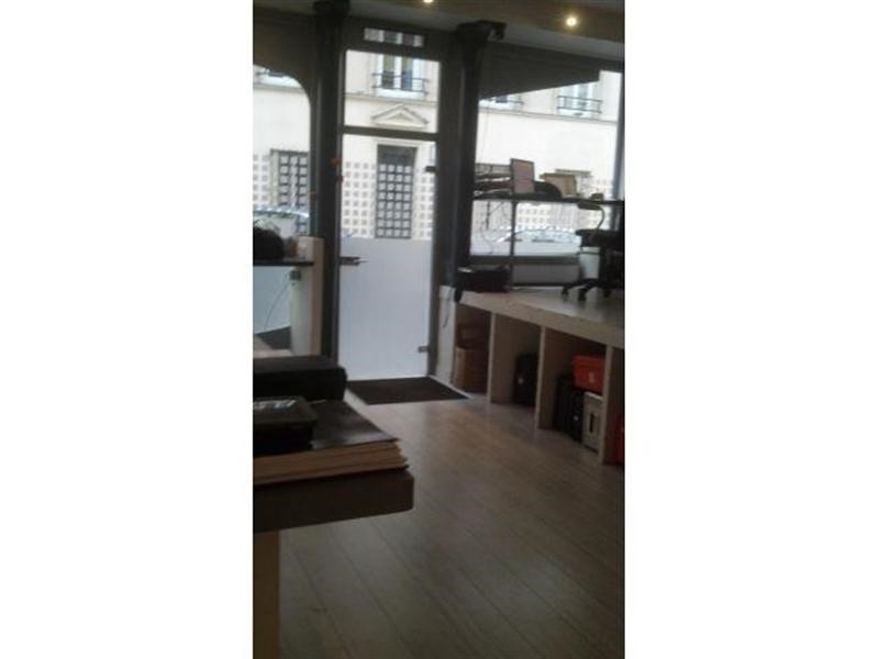 Commercial lease transfer empty room/storage Paris 18ème 780€ - Picture 2