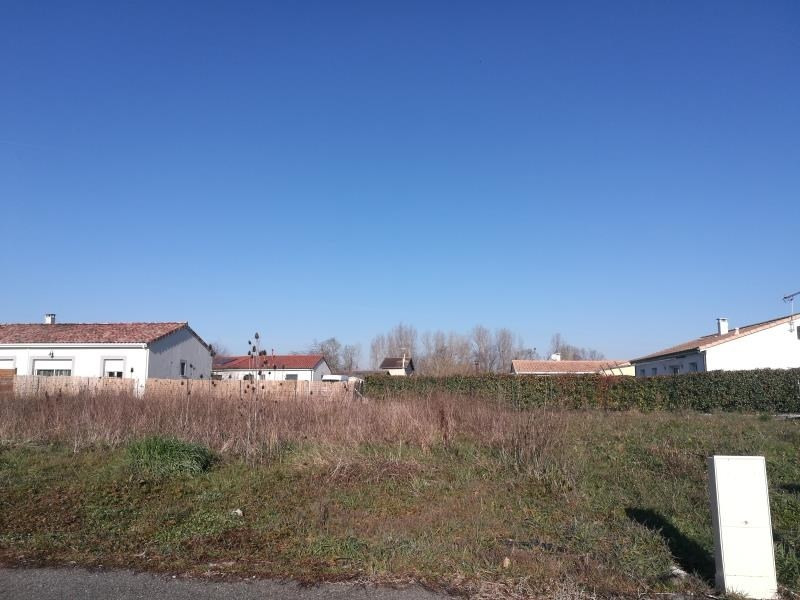 Sale site Fronton 48 000€ - Picture 1