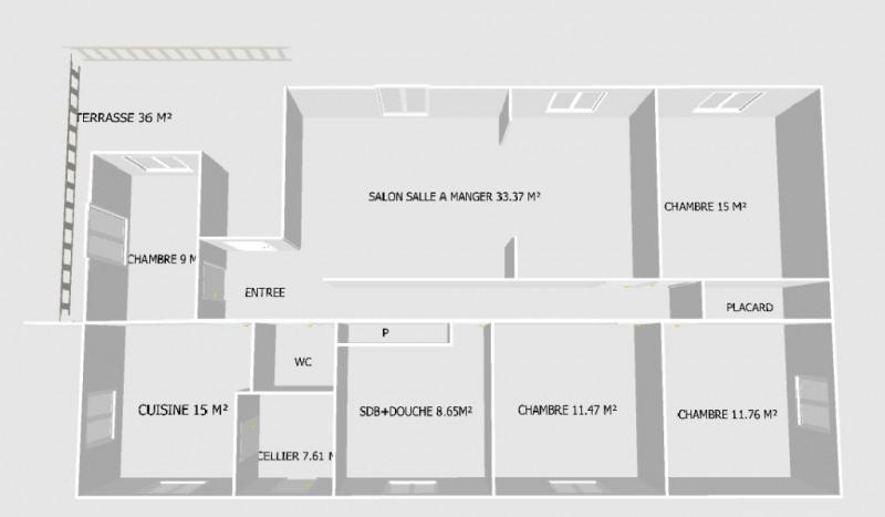 Vente maison / villa Saint gervasy 325000€ - Photo 5