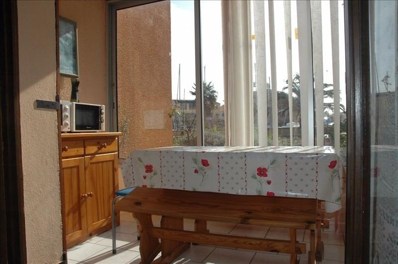 Vente appartement Port leucate 55000€ - Photo 1