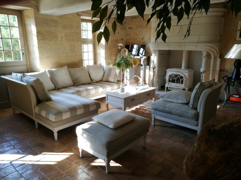 Deluxe sale house / villa Doué-la-fontaine 412 000€ - Picture 4