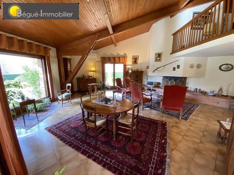 Deluxe sale house / villa Pibrac 628800€ - Picture 2