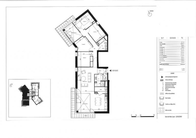 Vente appartement Rennes 387000€ - Photo 6
