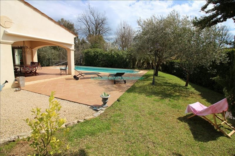 Vente de prestige maison / villa Peymeinade 697000€ - Photo 3