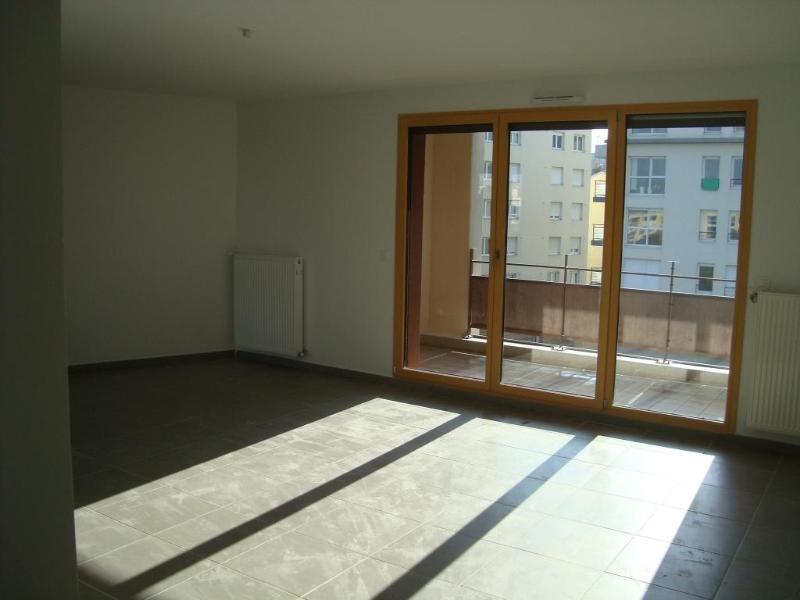 Rental apartment Villeurbanne 922€ CC - Picture 1
