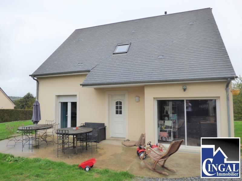 Vente maison / villa Thury harcourt 191900€ - Photo 1