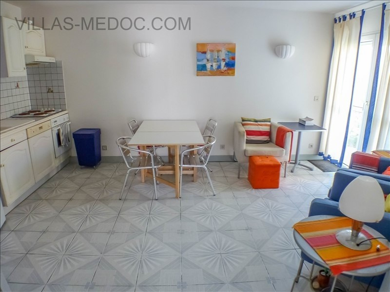 Sale apartment Vendays montalivet 98 500€ - Picture 1