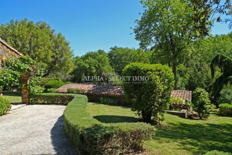 Vente de prestige maison / villa Grimaud 1995000€ - Photo 6