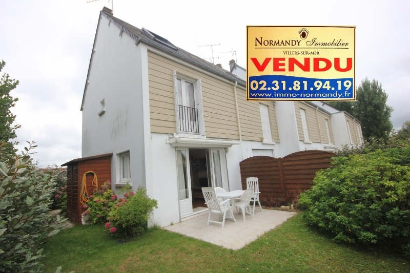 Sale house / villa Villers sur mer 232000€ - Picture 1