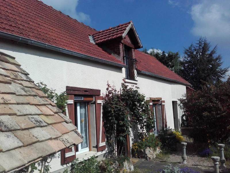 Verkauf haus La villeneuve en chevrie 182500€ - Fotografie 1