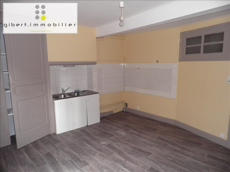Rental apartment Langeac 406,79€ +CH - Picture 1