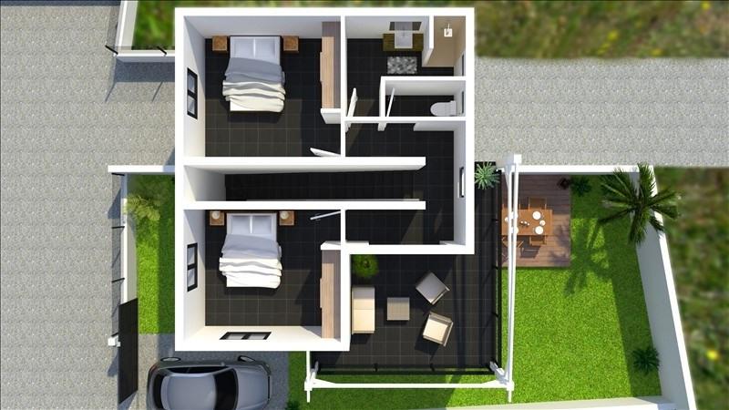 Sale house / villa Les avirons 320000€ - Picture 7