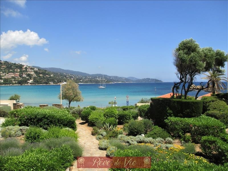 Sale apartment Le lavandou 530 000€ - Picture 1