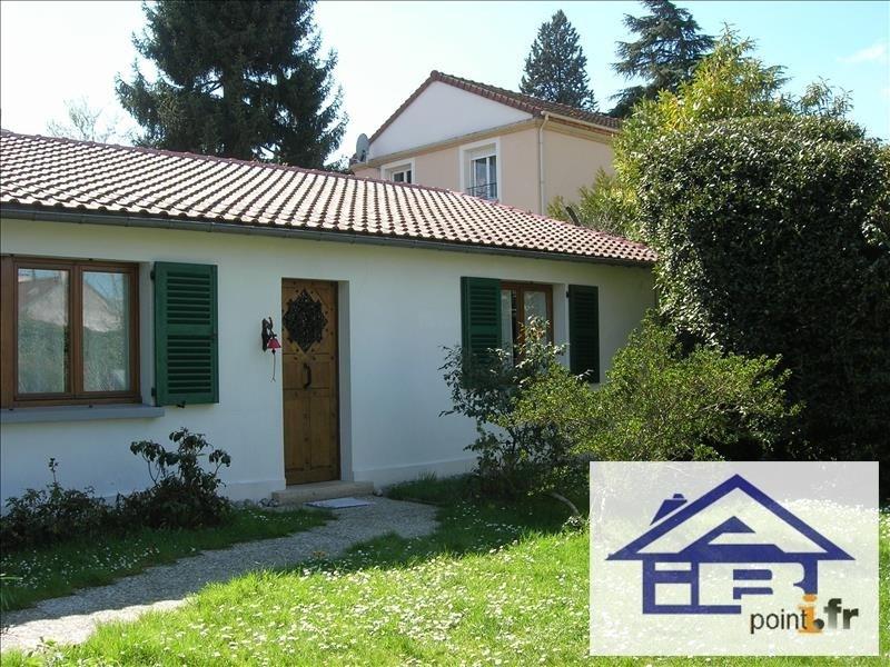 Rental house / villa Saint germain en laye 1000€ CC - Picture 2