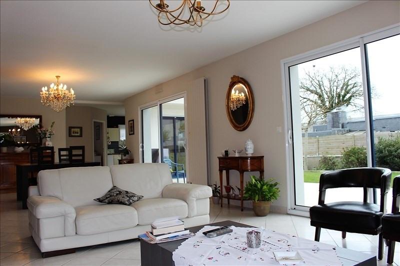 Deluxe sale house / villa Lorient 682500€ - Picture 4