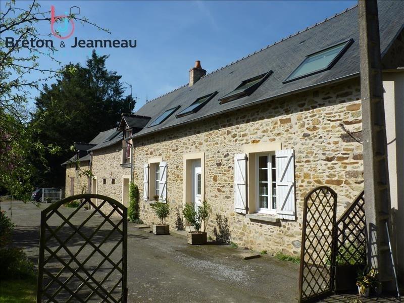 Vente maison / villa Craon 213200€ - Photo 2