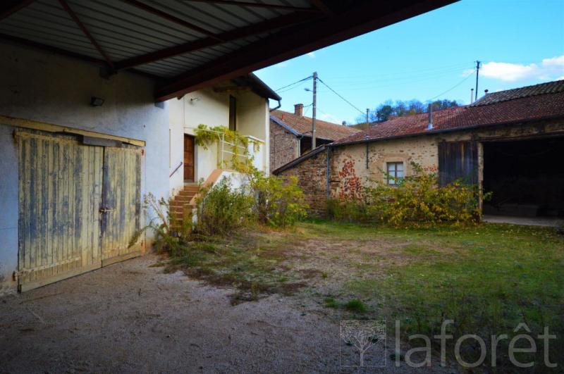 Vente maison / villa Fleurie 85000€ - Photo 1