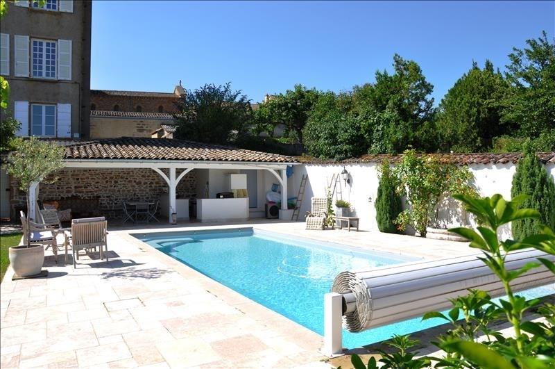 Vente de prestige maison / villa Villefranche sur saone 570000€ - Photo 1