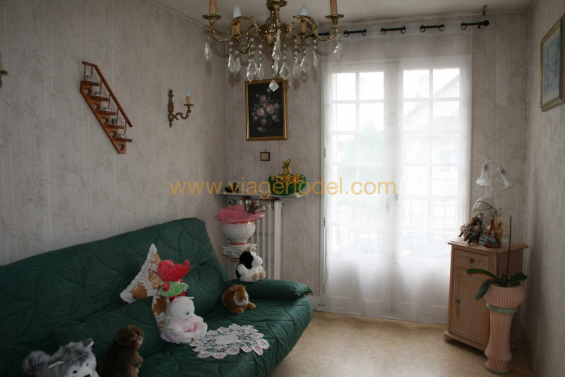 Vitalicio  casa Goussainville 80700€ - Fotografía 4