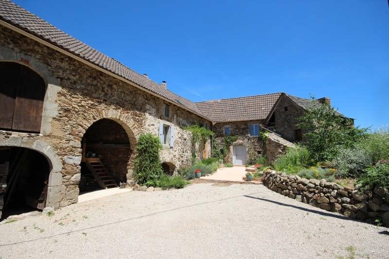 Sale house / villa St andre de najac 285000€ - Picture 1