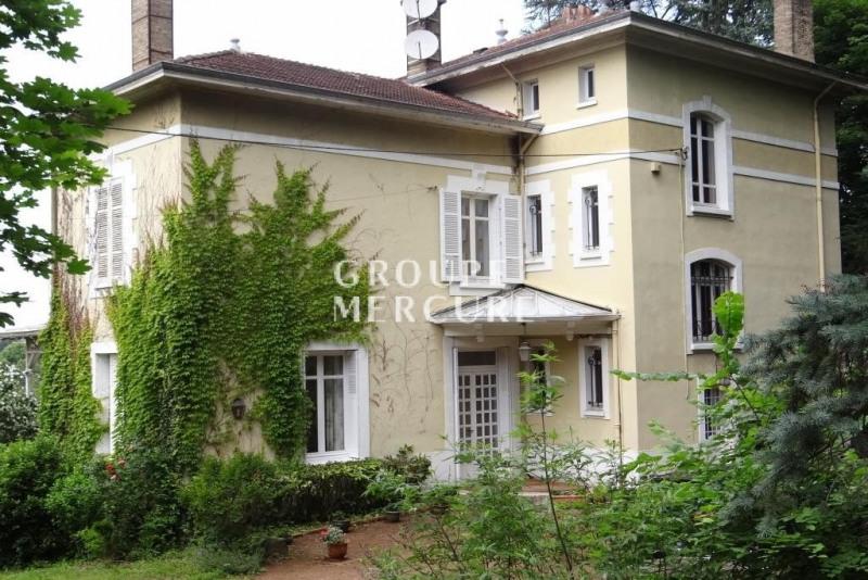 Deluxe sale house / villa Caluire et cuire 1270000€ - Picture 1