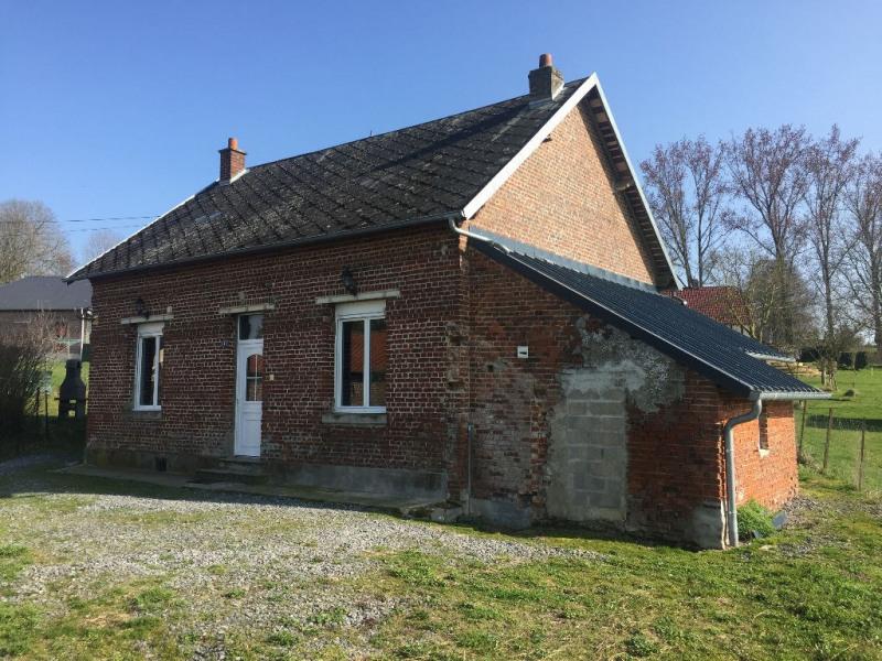 Rental house / villa Le verguier 360€ +CH - Picture 1