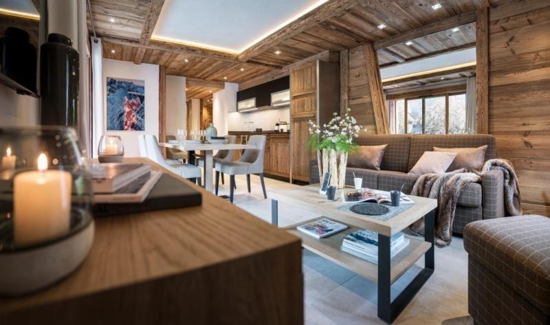 Revenda residencial de prestígio apartamento Chamonix mont blanc 470833€ - Fotografia 2